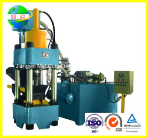 Hydraulic Briquetting Machine for Metal (SBJ-315) pictures & photos
