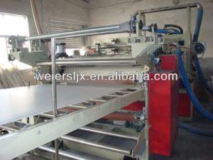 PVC Advertisement Board Production Line pictures & photos