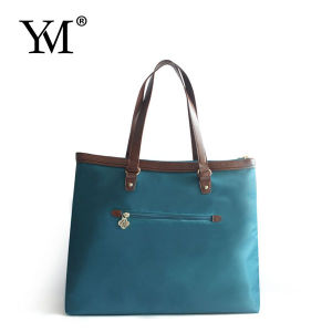 High Quality Fashion Ladies Nylon Handbag Wholesale pictures & photos