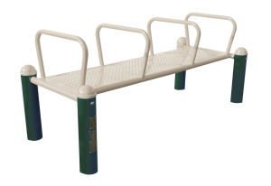 Pommel Horse Trainer Outdoor Fitness Equipment pictures & photos
