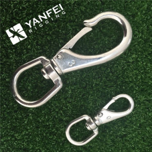 Zinc Plated Swivel Snap Hook with Swivel Eye pictures & photos