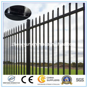 Wholesale Security Fence / Wrought Iron Fence pictures & photos