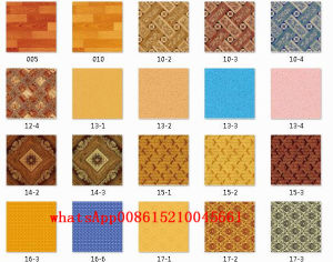 PVC / Vinyl Flooring Roll for Bedroom and Living Room pictures & photos