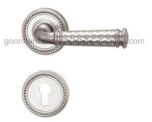 High Quality Solid Brass Door Handle 820 pictures & photos