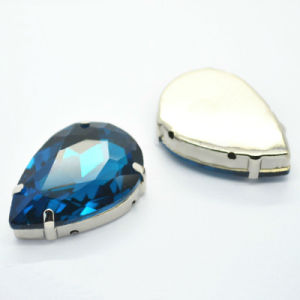 Teardrop Claw Crystal Garment/Hat/Shoes Accessories (CC8019) Sew Claw Crystal