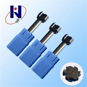 Manufacture Solid Carbide Cutter T-Slot End Mill Tools pictures & photos