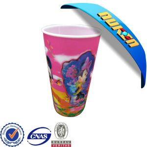 Promotional Amazing Custom 3D Lenticular Cup for Gift pictures & photos