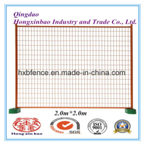 Wire Mesh Powdering Coated Temporary Fence pictures & photos