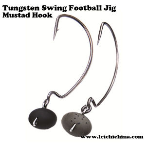 Hot Sale Tungsten Swing Football Jig Head pictures & photos
