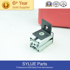 High Precision Black Aluminium Die Casting Electrical Box pictures & photos