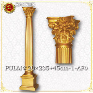 China Decorative Polyurethane Roman Column Pulm20 235 45
