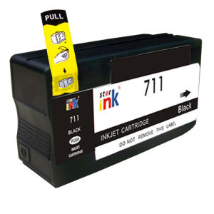 Compatible Ink Cartridge for HP711b/C/M/Y