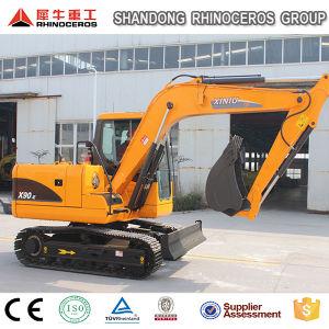 China Excavator Manufacturer 9ton Mining Excavator Excavator Brands pictures & photos