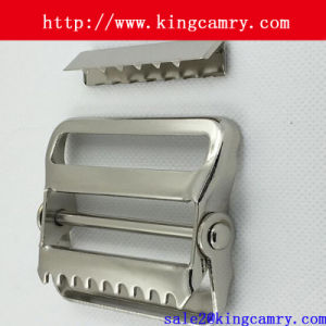 Customized Factory Iron Elastic Clip Buckles for Belt / Hanfbag pictures & photos