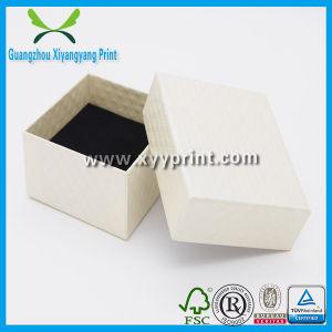 Wedding Leather Jewelry Box Wedding Card Gift Box for Jewelry pictures & photos