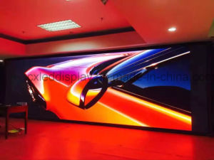 Full Color Indoor TV Panel P2 P2.5 P3 P4 P5 P6 LED Video Wall / Indoor Full Color P4 LED Display/ P4 Indoor LED Panel pictures & photos