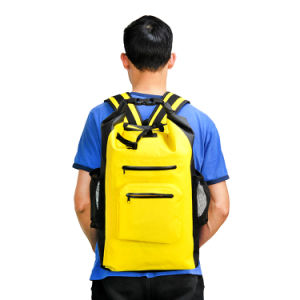 New Design Waterproof Dry Bag Backpack Double Straps pictures & photos