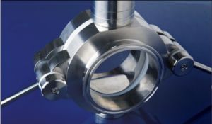 Sanitary Sterile Split Butterfly Valve pictures & photos