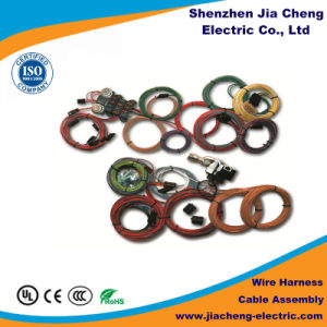 Automotive 6 Pin Connector Custom Wire Harness pictures & photos