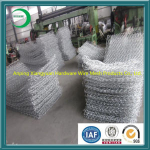 2014 Hot Sale Firm and Durable Galvanized Stone Gabion Cage pictures & photos