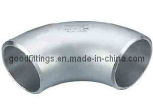Stainless Steel Pipe Fittings (90LR Elbow) pictures & photos