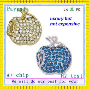 Full Capacity Jewelry USB Flash Memory Drive (GC-D88) pictures & photos