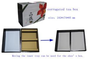 Dual Usage Paper Box, Tea Box and Shoebox pictures & photos