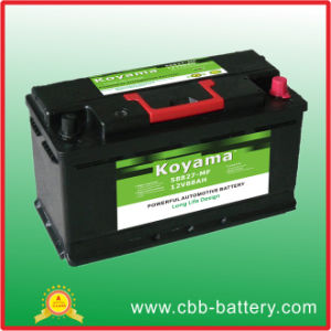 12V88ah Starter Battery 58827 Koyama Starting Battery pictures & photos