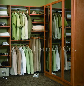 Melamine Finished Walk in Closet (BF35) pictures & photos