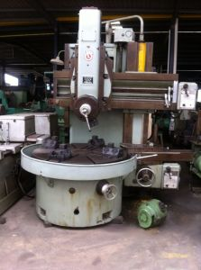 Used Vertical Lathe Turning Diameter 1600mm pictures & photos