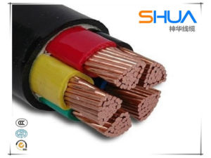 Rated Voltage 110kv XLPE Insulated Power Cable pictures & photos