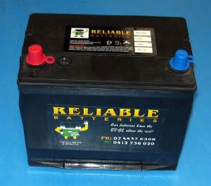 Nx70mf Maintenance Free Auto / Marine Battery pictures & photos