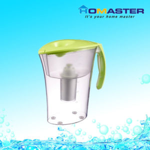 Plastic Drinking Water Pitcher with Timer and Filter (HWP-Y3) pictures & photos
