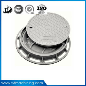 OEM Grey Iron Round Water System Manhole Covers From China Factory pictures & photos