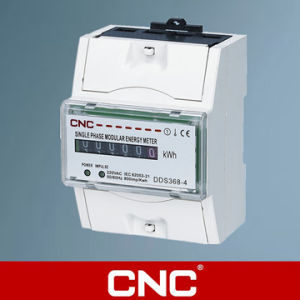 Dds226dn-4p Single Phase DIN Rail Electrical Meter pictures & photos