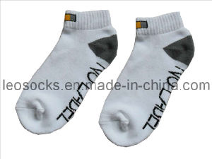 Ankle Sport Cotton Socks (DL-SP-32) pictures & photos