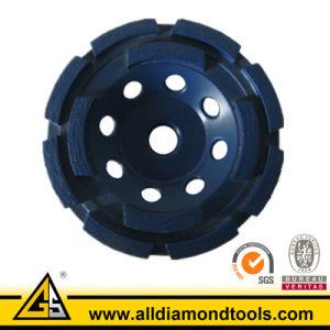 Abrasive Tools Double Row Segment Diamond Grinding Wheels pictures & photos