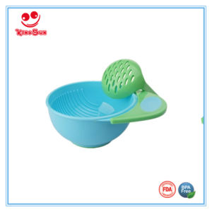 Durable Fresh Food Grinding Bowl for Infant pictures & photos