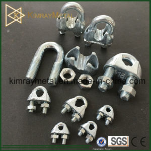 Casting Malleable DIN741 Wire Rope Clip pictures & photos