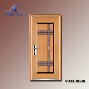 Steel Entrance Door-Yf-S79 pictures & photos