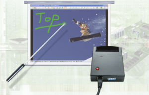 High Quality Mini Portable Interactive Whiteboard for Education pictures & photos