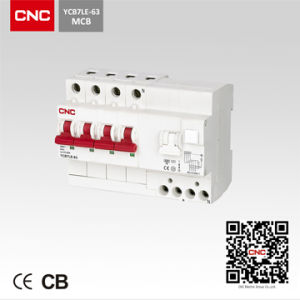 Hot Product Residual Current Circuit Breaker (YCB7LE-3P+N) pictures & photos