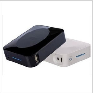 Durable 12000mAh Power Bank with 2 USB for iPhone