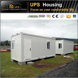 ISO Certificated Reliable Prefabricated Container House Villa for Hotel pictures & photos