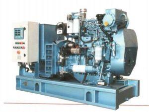 Marine Diesel Generator with Weichai Engine for Ship (24KW~120KW) pictures & photos