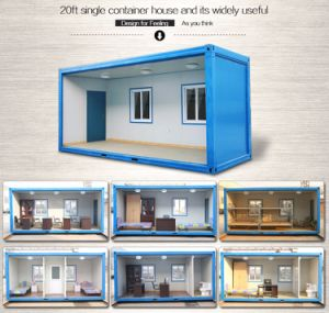Sandwich Panel Living Container House Design and Plans pictures & photos