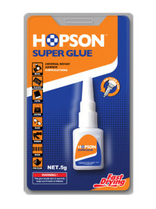 5g Plastic Bottle Super Glue (Double Blister) (HCP-D05) pictures & photos