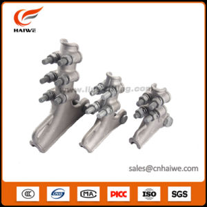 Nll Aluminum Alloy Bolted Tension Aerial Strain Clamp pictures & photos