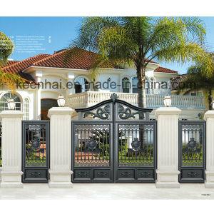 Villa Architectural Decorative Aluminum Metal Garden Gate pictures & photos