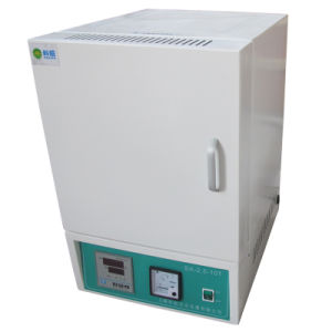 Laboratory or Industry 1000/1200c Box Type Resistance Muffle Furnace pictures & photos